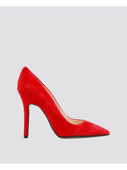 Red Emozion Pumps