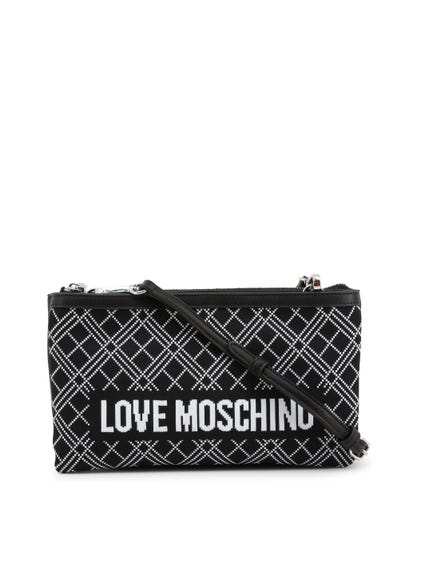Embellish Zip Clutch Bag