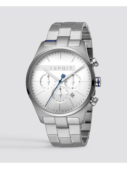 Silver Ease Chronograph Watch
