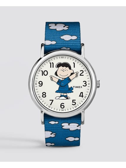 Weekender Timex x Peanuts Lucy Watch