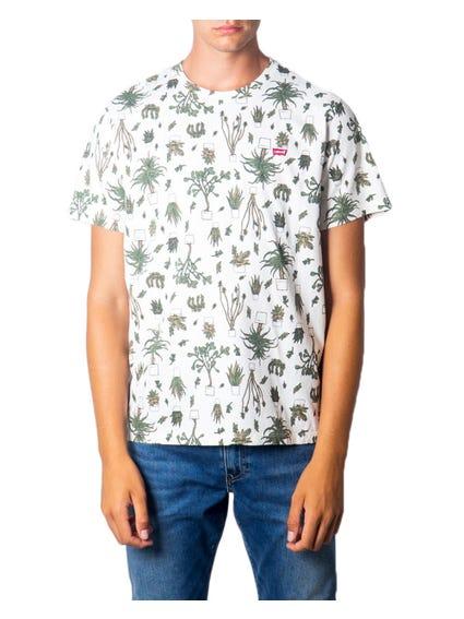 Full Printed Short Sleeve T-shirt