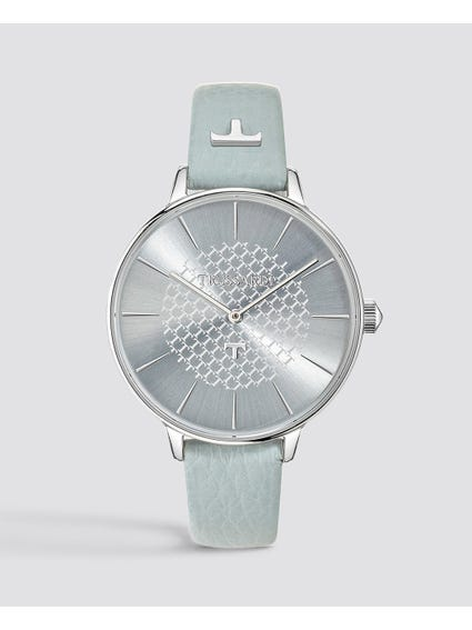 Round Shape Stainless Steel Watch
