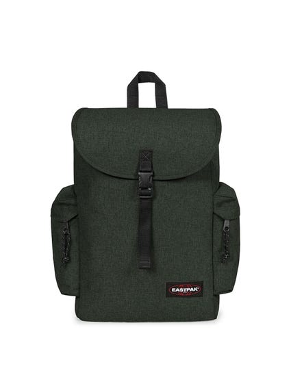 Green Padded Pocket Backpack