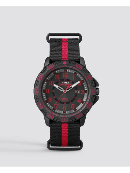 Round Expedition Analog Watch