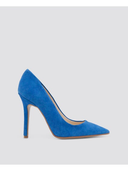 Blue Emozioni Pumps