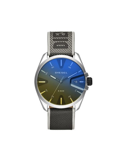 Tow Tone Dial Analog Watch