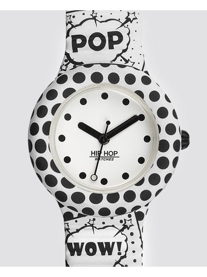 Comics Pop Analog Watch