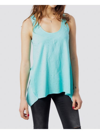 Venecia Scoop Neck T-Shirt