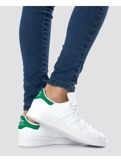 Green Adidas Stan Smith