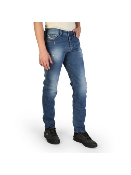 Denim Pocket Slim Fit Jeans