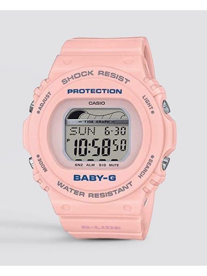 Pink Baby-G Multifunction Watch