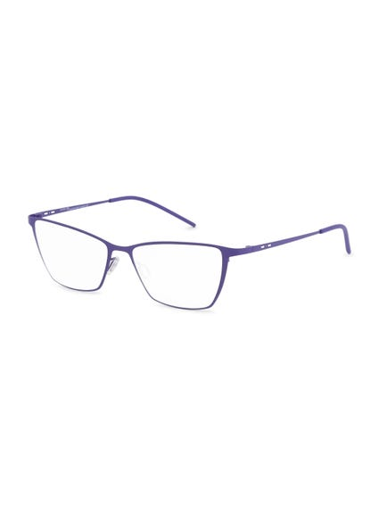 Violet Plain Butterfly Eyeglass