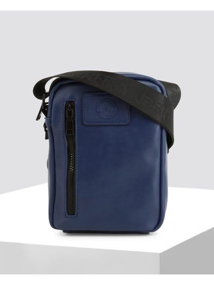 Blue Barton Logo Crossbody Bag