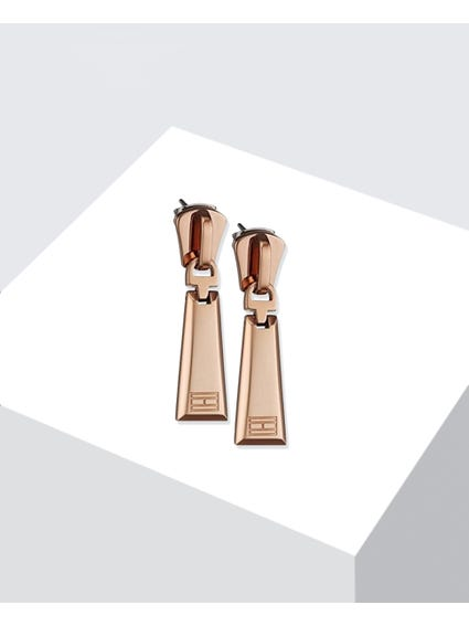 Rosegold Elegant Style Earrings