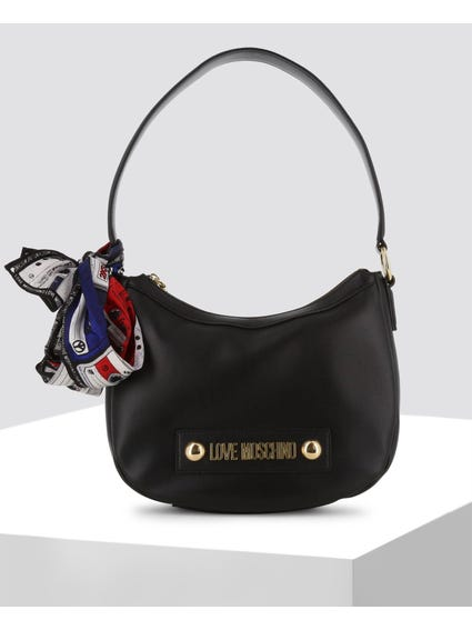 Black Single Strap Bag