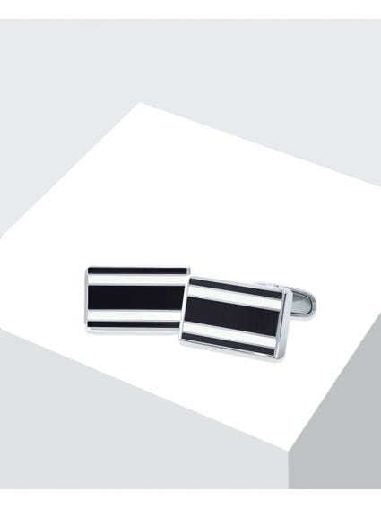 Stripe Square Cufflink