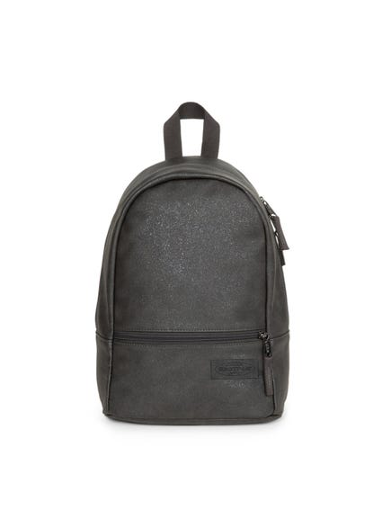 Black Synthetic Lucia Backpack
