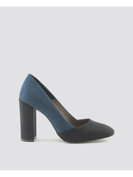 Black Giana Pumps