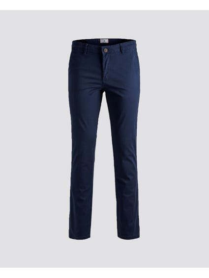 Navy Marco Bowie Trouser