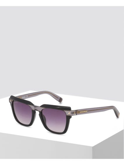 Black Two Tone Sunglasses