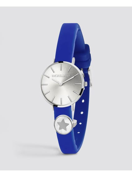 Silver Dial Analog Fashion Watch