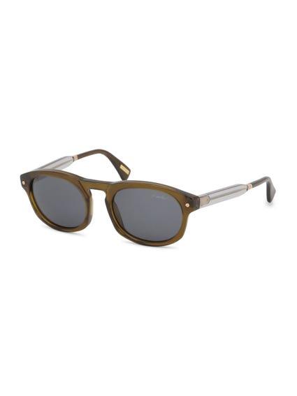 Green Chloe Sunglasses