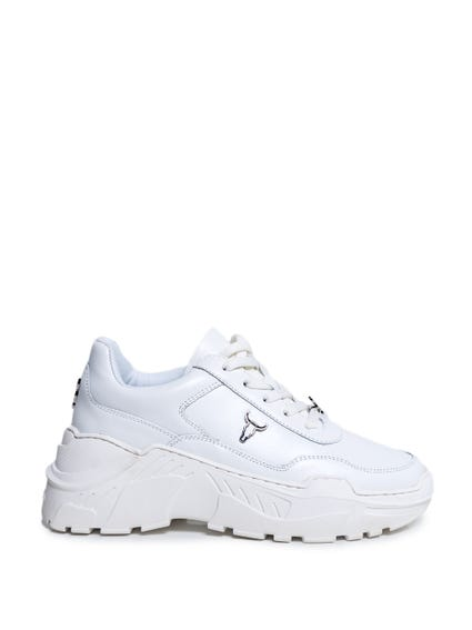 Chunky Lace Up Sneakers