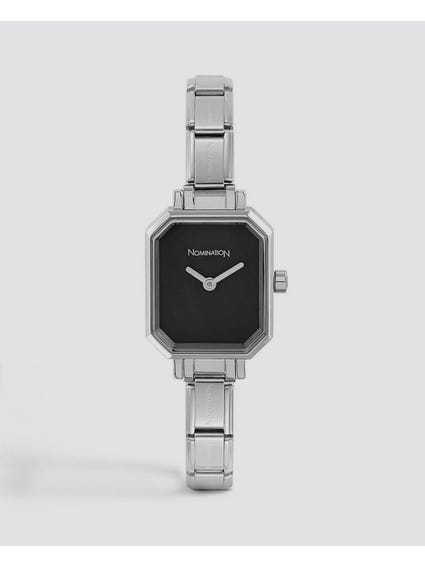 Classic Paris Stainless Steel Watch