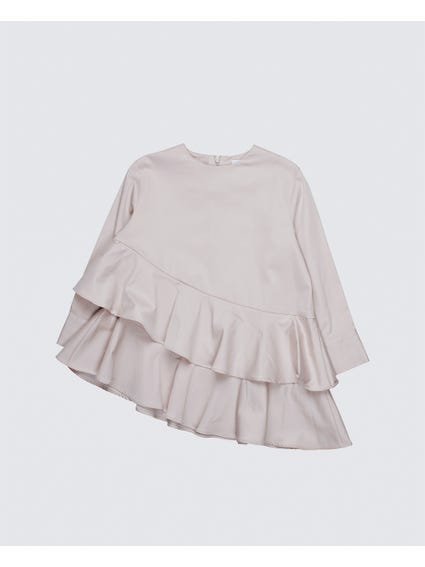 Pink Frill Kids Dress