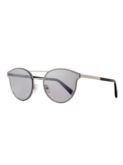 Metal Top Bar Bridged Sunglasses