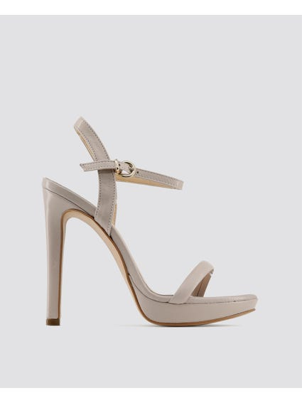 Grey Marcella Sandals