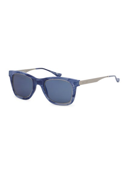 Blue Vintage Le Club Sunglasses