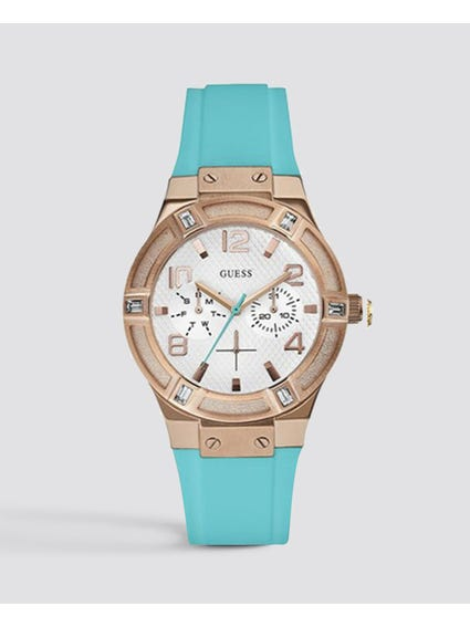 Jet Setter Analog Watch