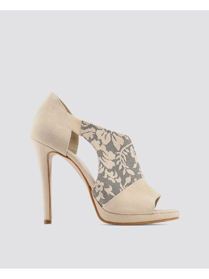 Beige Iole Sandals