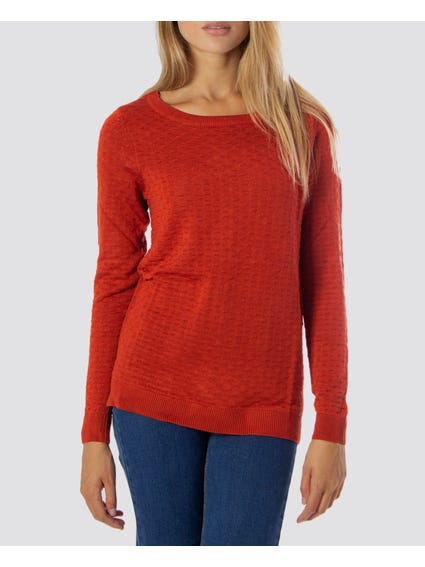 Basic Long Sleeve Knitwear