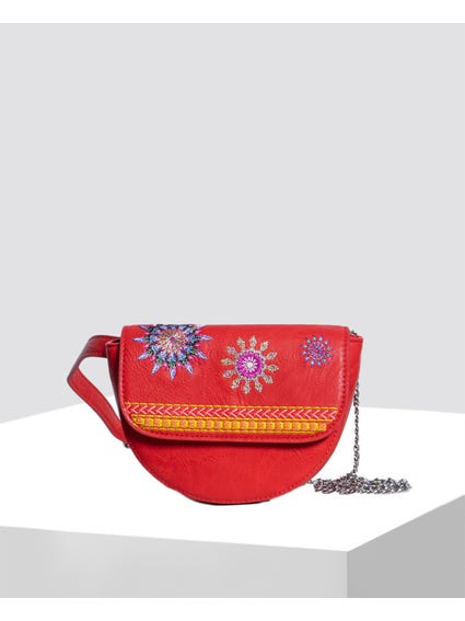 Red Ada Nyon Bag