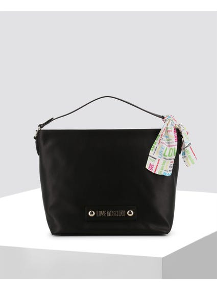 Black Classic Shoulder Bag