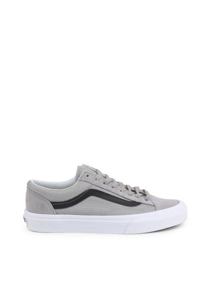 Grey Cushioned Lining Sneakers
