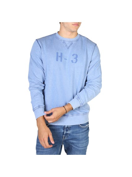 Faded Blue H-3 Sweatshirt
