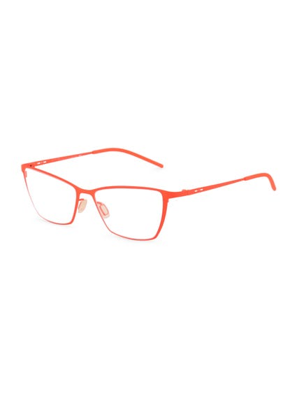 Red Plain Butterfly Eyeglass