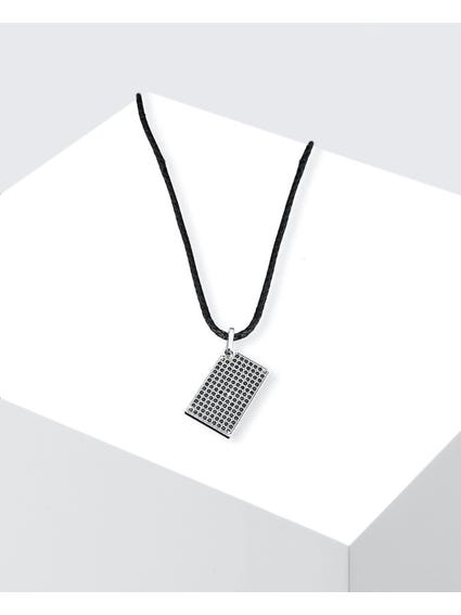 Square Crystals Necklace