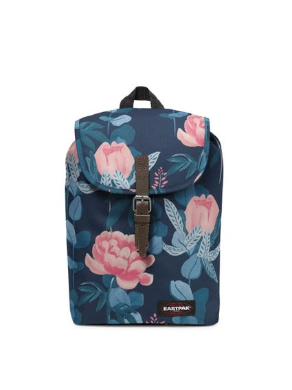 Blue Floral Casyl Backpack
