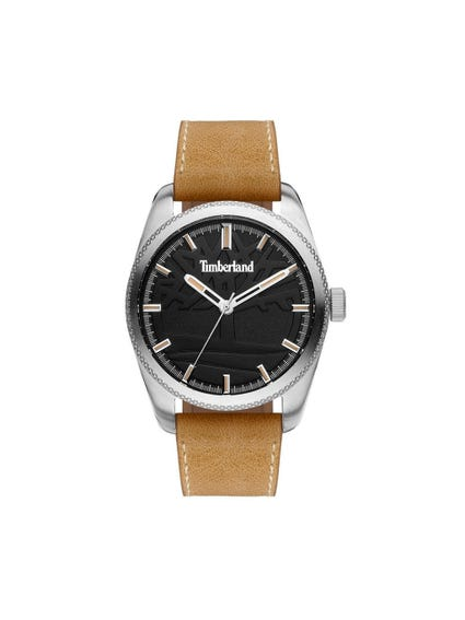 Brown Dial Ring Analog Watch