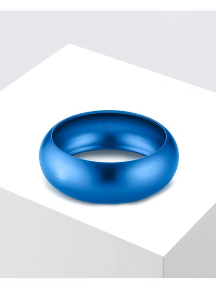 Blue Secretly Bangle