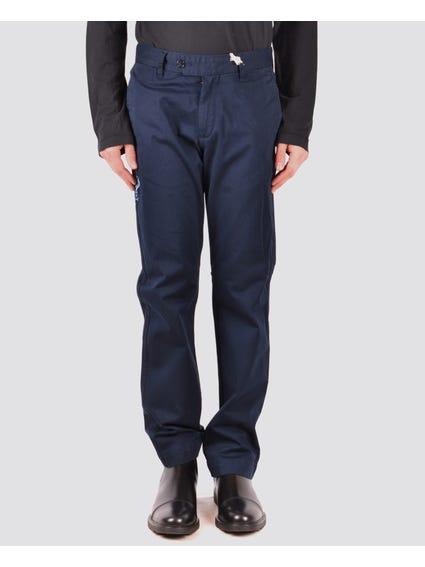 Plain Chino Trouser
