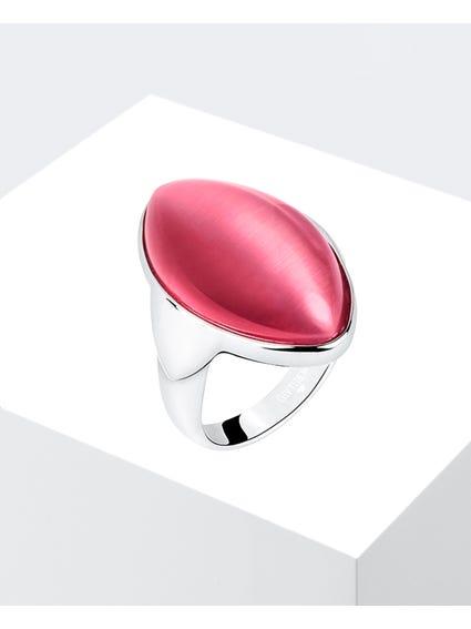 Silver Profonda Ring