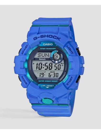 Resin Band Digital Watch