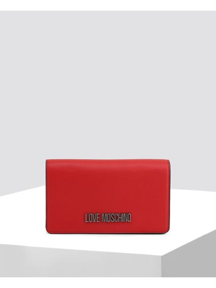Red Classic Crossbody Bag