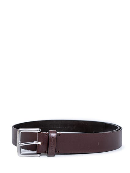 Classic Plain Buckle Belt