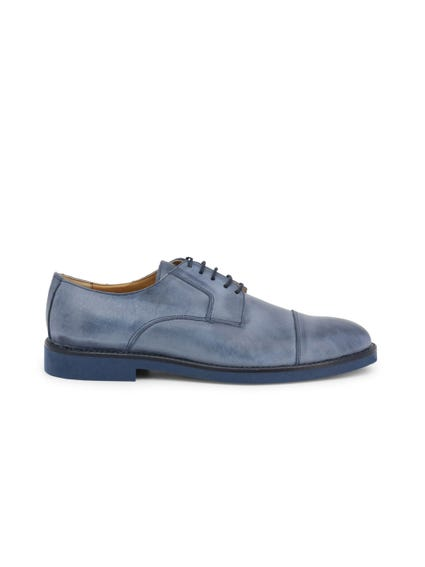 Leather Cerato Lace Up Shoes